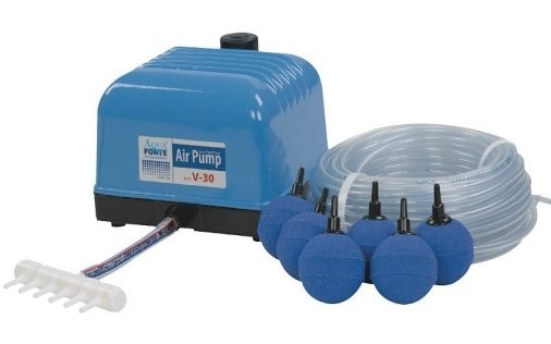 Hi-Flow Luftpumpen Set 540 l/h