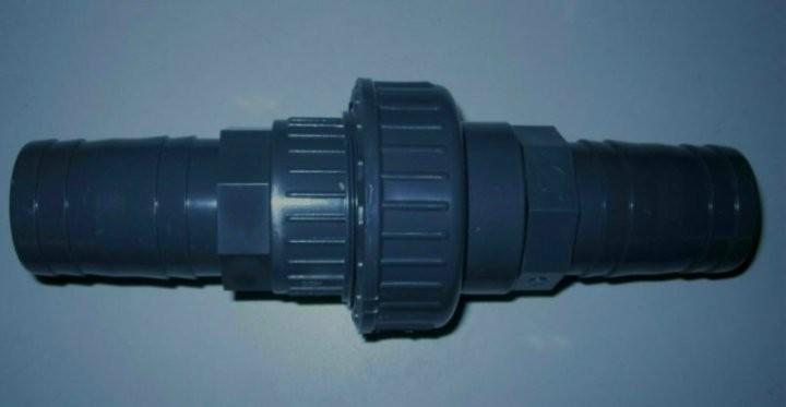 Teichprofi Schlauchverbinder 32 mm
