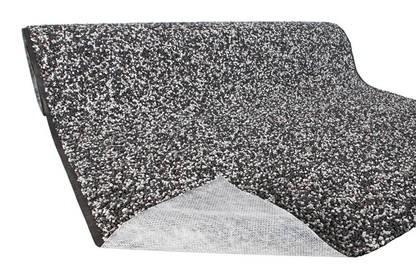 Teich Steinfolie Granit-Grau, 60 cm breit