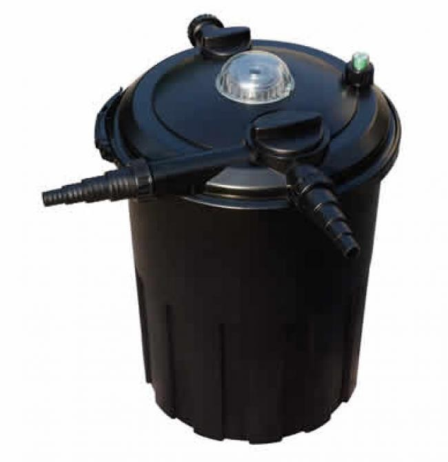Teich Druckfilter 15000 UVC 24 Watt
