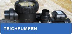 Teichpumpen online bestellen im Online-Shop für Teichpumpen
